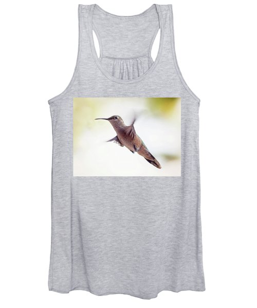 On The Wing Women's Tank Top