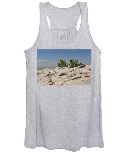 On Top Of Sandia Mountain Women's Tank Top