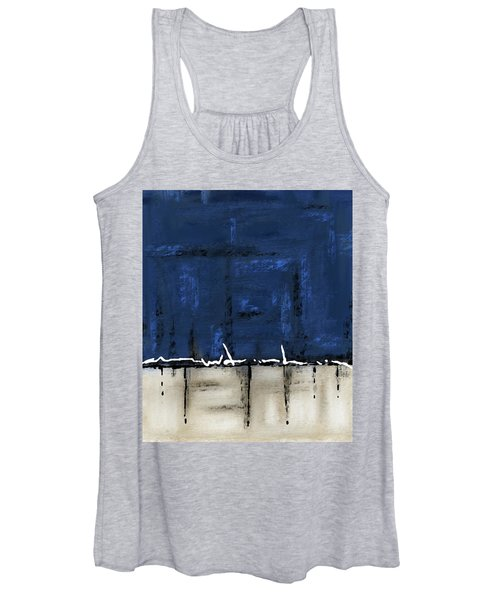Once In A Blue Moon Women's Tank Top