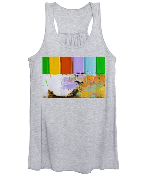 Once Upon A Circus Women's Tank Top