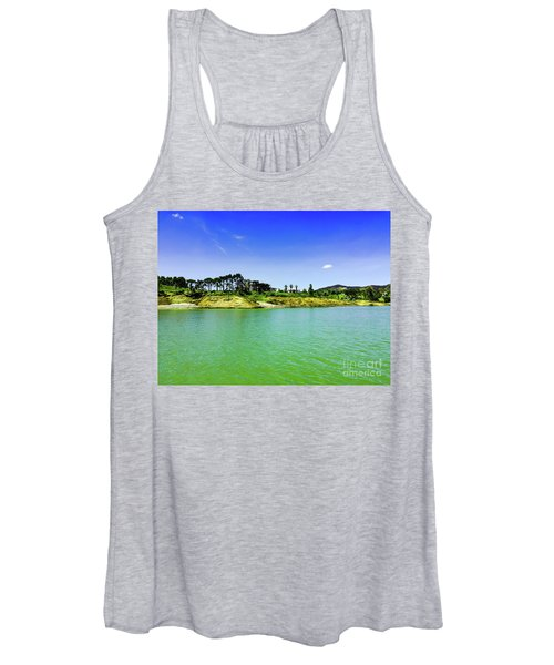 Once Upon A Crime Women's Tank Top
