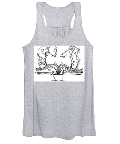 Once Upon A Time Women's Tank Top