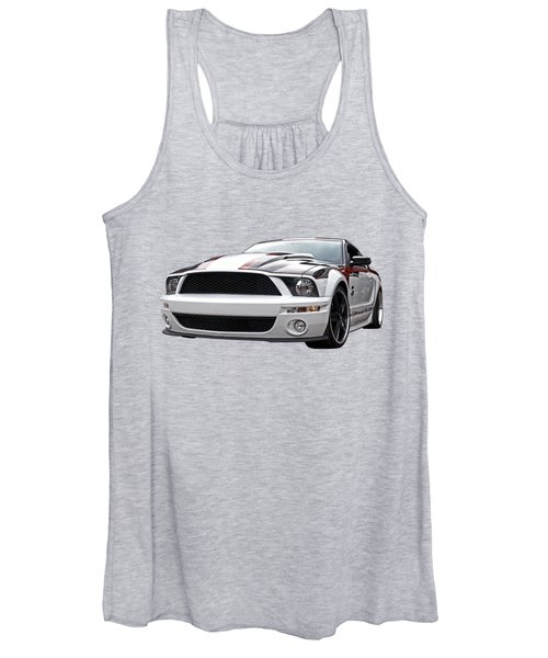 One Of A Kind Mustang Women's Tank Top