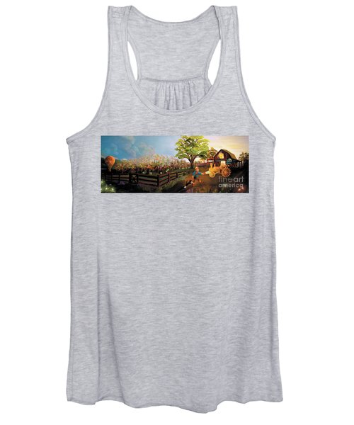 Orchard And Barn Women's Tank Top
