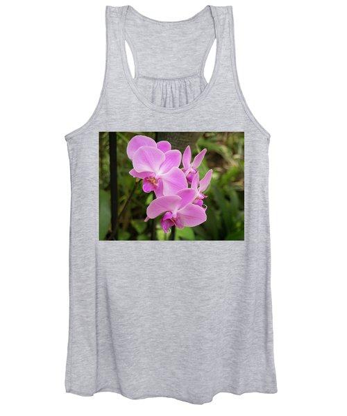 Orchid #6 Women's Tank Top