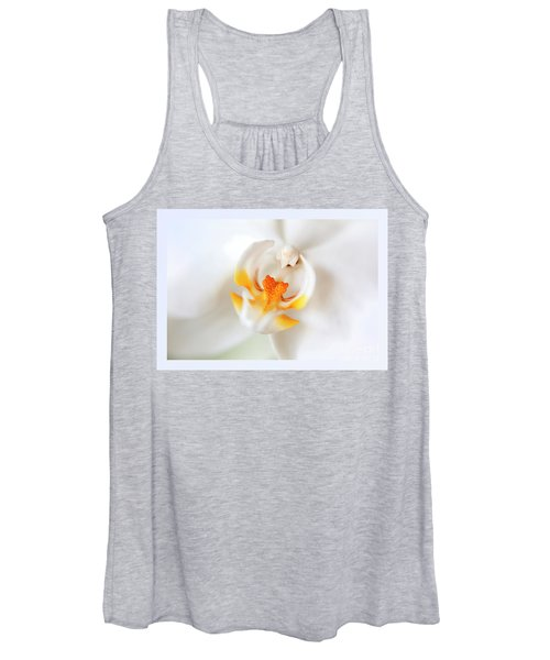 Orchid Detail Women's Tank Top