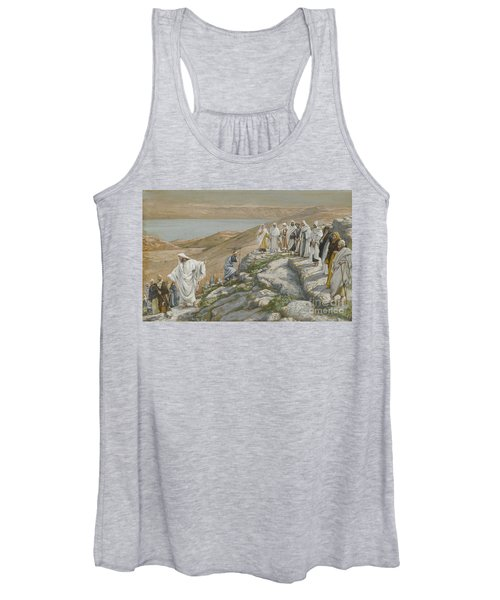 Ordaining Of The Twelve Apostles Women's Tank Top
