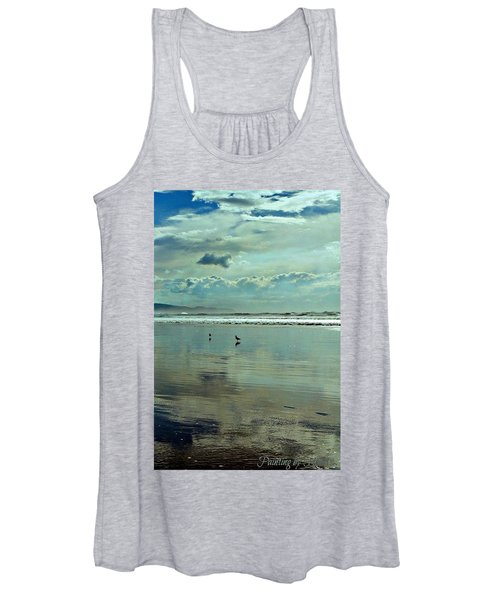 Oregon Coast 6 Women's Tank Top