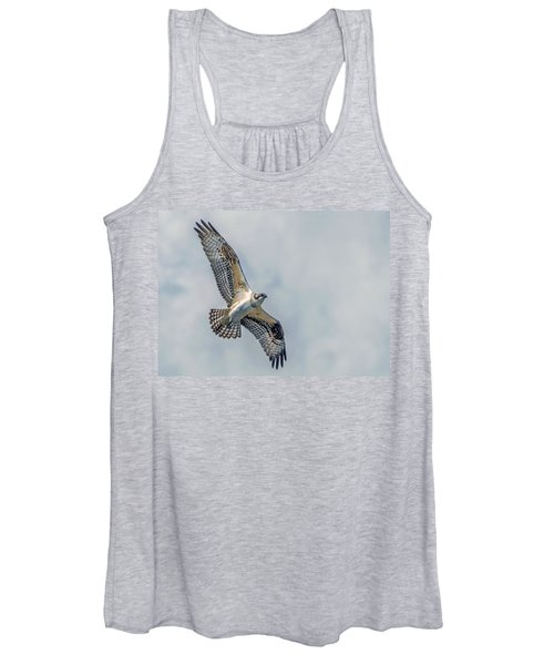Osprey In Flight Women's Tank Top