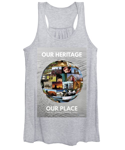 Our Heritage Our Place Women's Tank Top