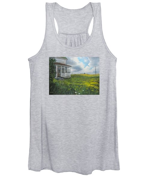 Out Back Women's Tank Top