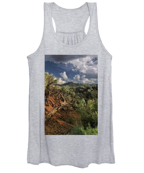 Out On The Mesa 2 Women's Tank Top