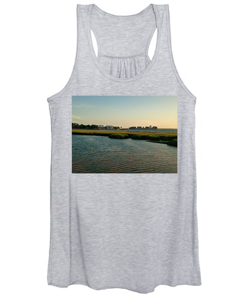 Out To Sea Women's Tank Top