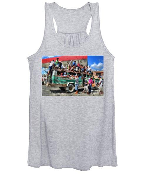 Overload Women's Tank Top