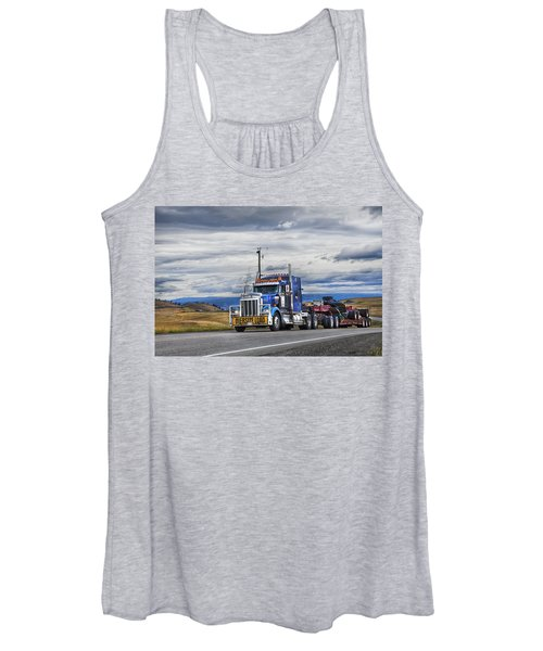 Oversize Load Women's Tank Top