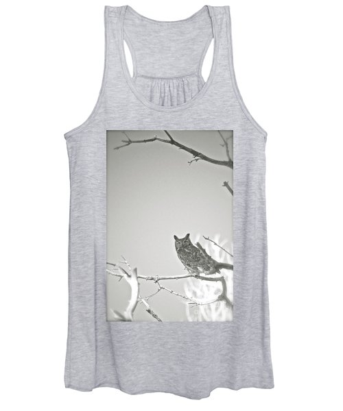 Owl Be Seeing You Women's Tank Top