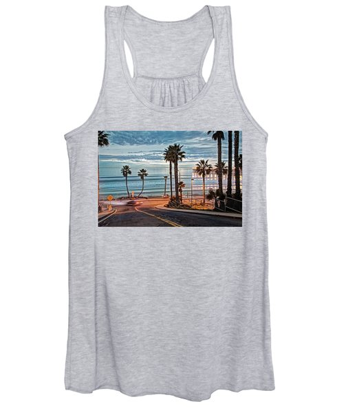 Pacific And 1st Street Women's Tank Top