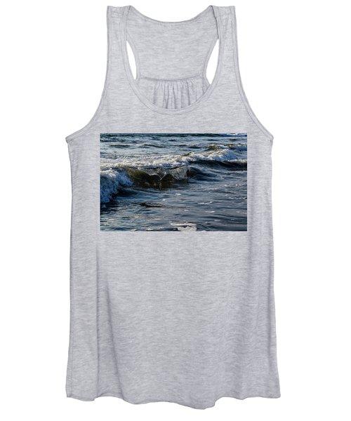 Pacific Waves Women's Tank Top