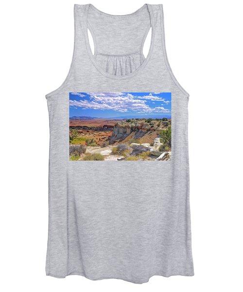 Painted Desert Of Utah Women's Tank Top