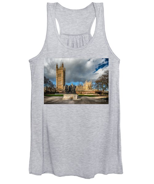 Palace Of Westminster Women's Tank Top