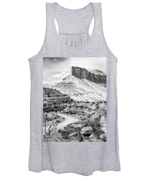 Palisade Island Mesa Women's Tank Top