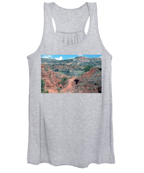 Palo Duro Canyon Women's Tank Top