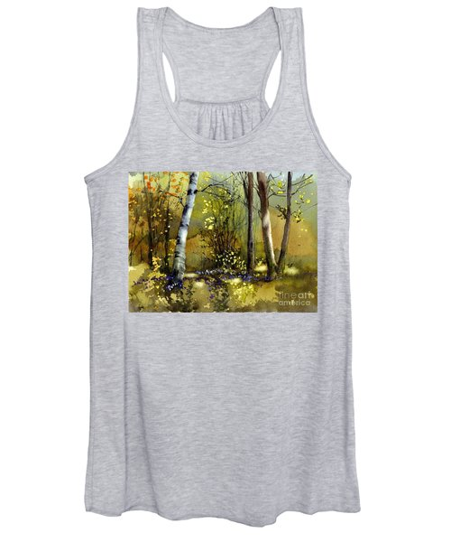 Paradise Summer Women's Tank Top