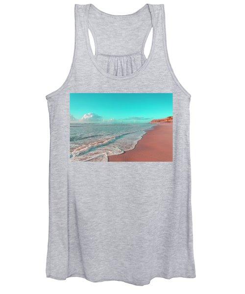 Paradisiac Beaches Women's Tank Top