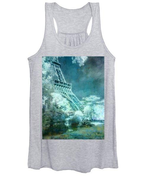 Parisian Dream Women's Tank Top