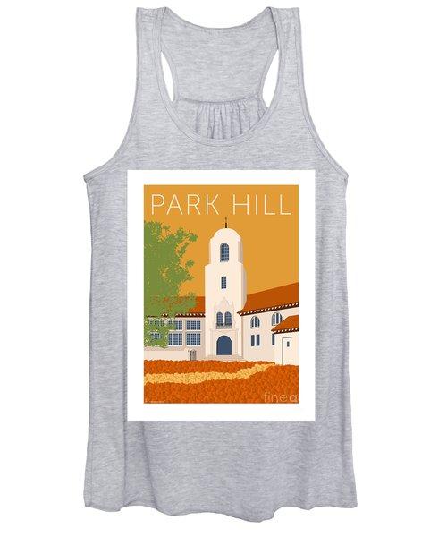 Park Hill Gold Women's Tank Top