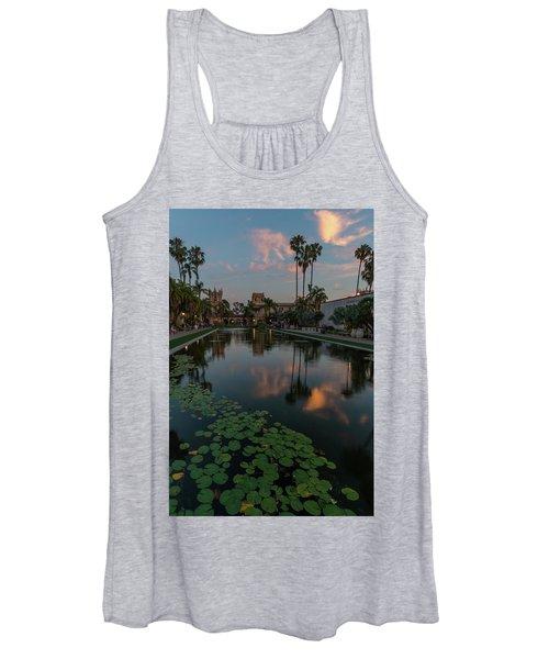 Park Place Saturday Night Women's Tank Top