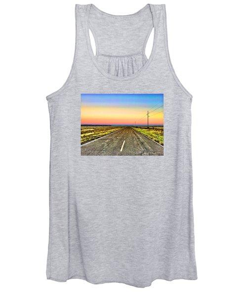 Pastel Morning Women's Tank Top