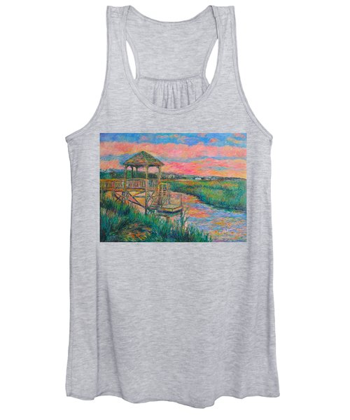 Pawleys Island Atmosphere Stage Two Women's Tank Top