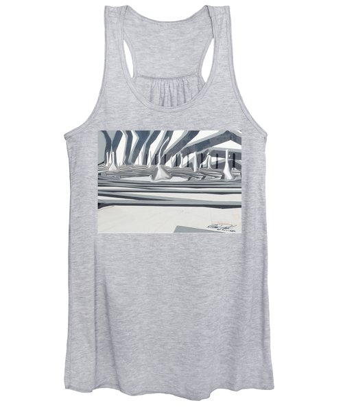 Pawns Women's Tank Top