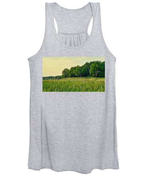 Peaceful Pastures Women's Tank Top