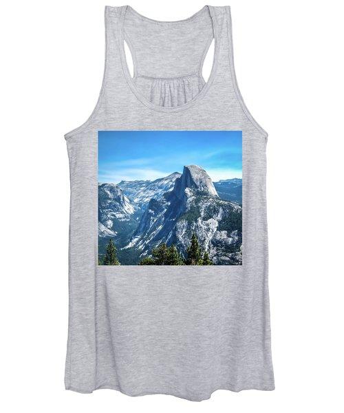 Peak Of Half Dome- Women's Tank Top