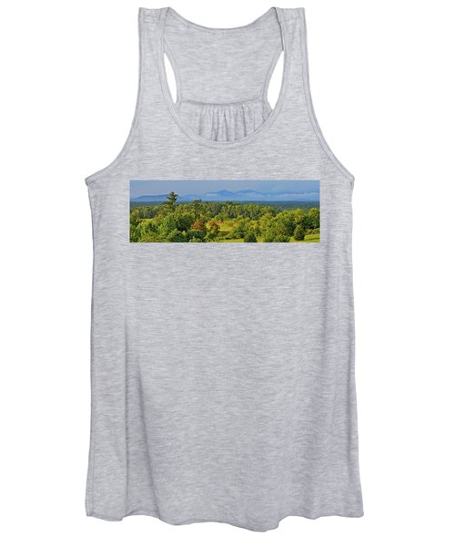 Peaks Of Otter After The Rain Women's Tank Top