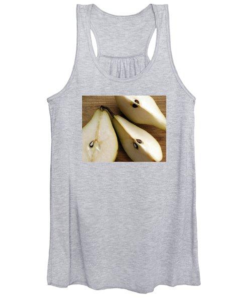 Pear Cut In Three Women's Tank Top