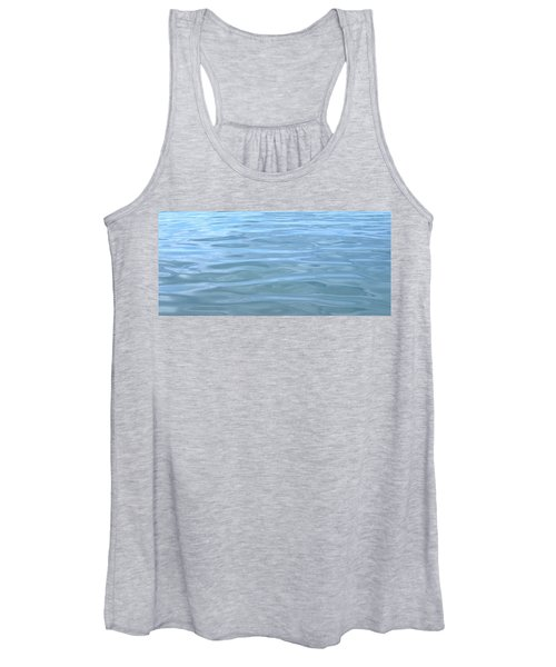 Pearlescent Tranquility Women's Tank Top