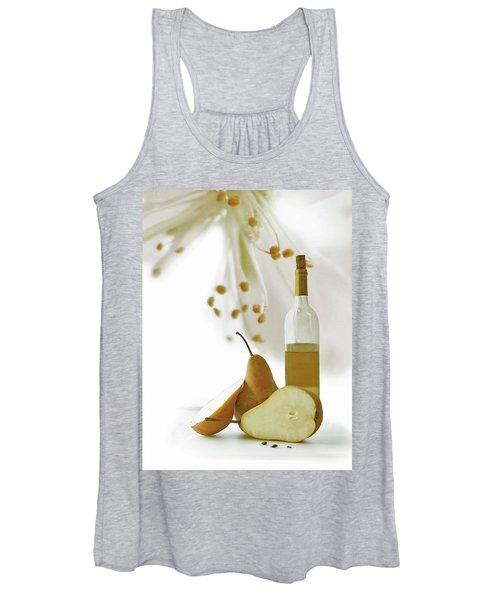 Pears Blossom Women's Tank Top