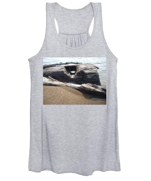 Peekaboo Women's Tank Top