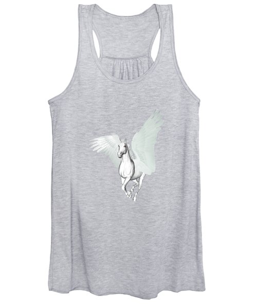 Pegasus   Women's Tank Top