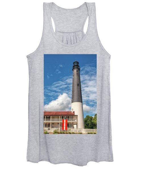 Pensacola Lighthouse Women's Tank Top