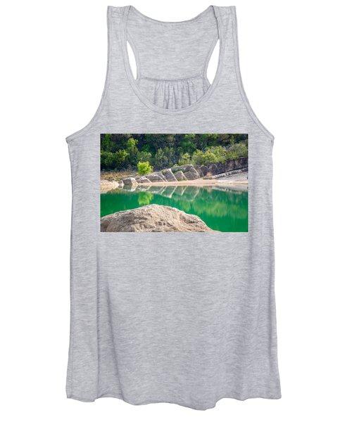 Perdernales Falls Women's Tank Top