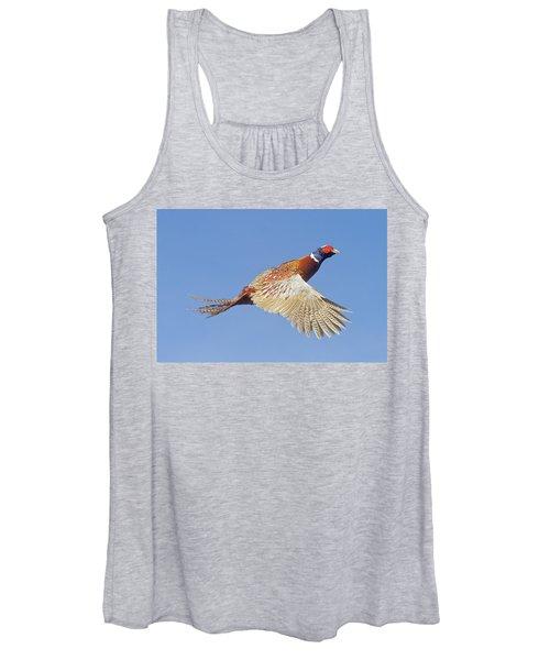 Pheasant Wings Women's Tank Top