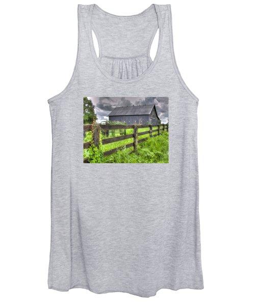Phillip's Barn #4 Women's Tank Top