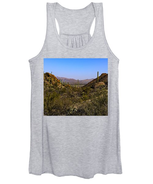 Picture Rocks 24 Women's Tank Top