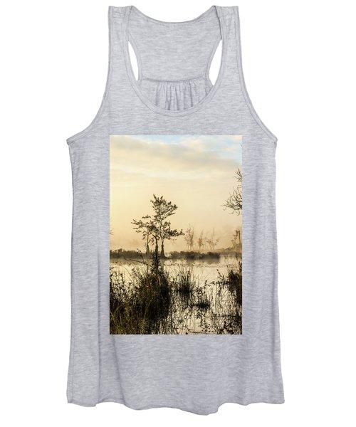 Pinelands - Mullica River Women's Tank Top