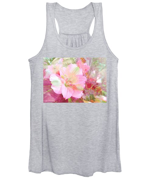 Pink Heaven Women's Tank Top