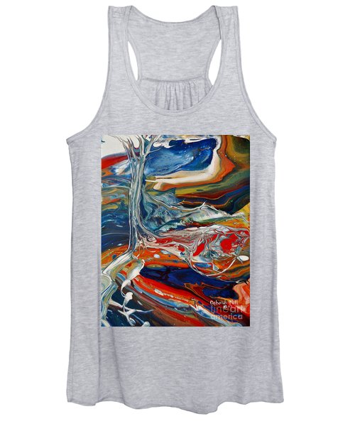 Planted By The Waters Women's Tank Top